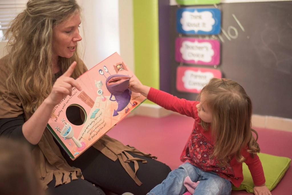 Contacter Kid n' Play pour toute info sur les cours d'anglais pour enfant à Toulouse