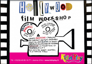 Hollywood Film Workshop Toulouse